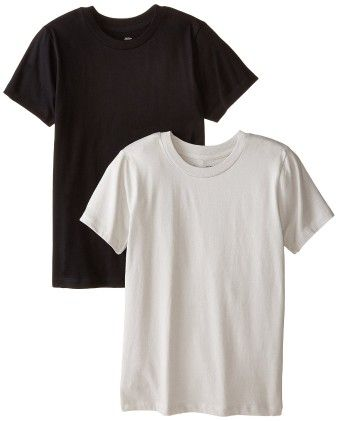 Trimfit 2-pack 100% Combed Cotton T-shirts Gray
