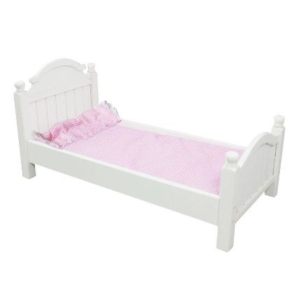 My Sweet Girl Doll Funiture - Single Bed - Teamson Kids