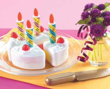 Happy Birthday Cake Set - Small World Toys