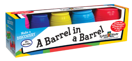 Barrel In A Barrel - Small World Toys
