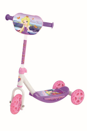 3-wheel Scooter - Non-licensed – Girls - SMOBY