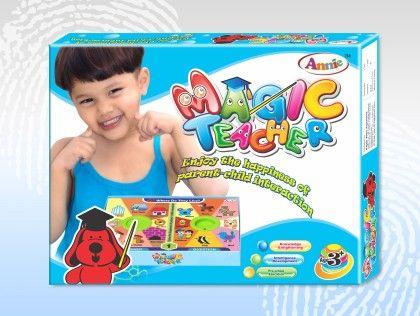 Annie Magic Teacher Fun And Learn Game For Kids 4 Yrs
