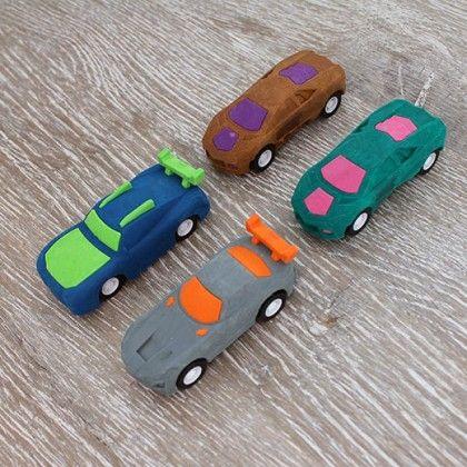Pull-back E-racer Cars - Seedling