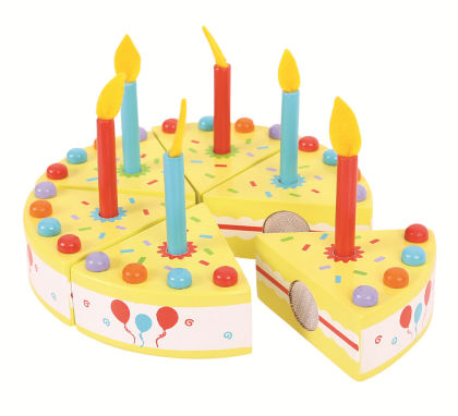 Birthday Cake - Big Jig Toys