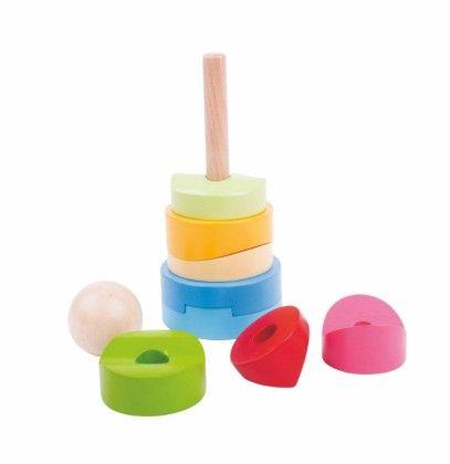 Circular Stacking Tower - Big Jig Toys