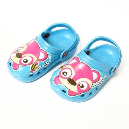 Doggy Slip Ons-blue - Red Apple