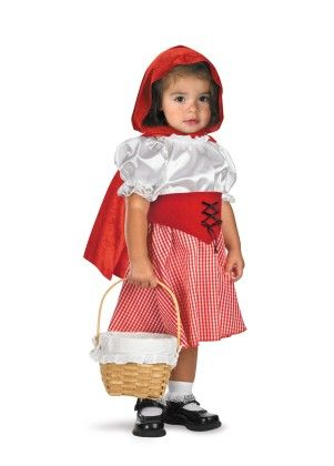 Little Red Riding Hood - Disguise