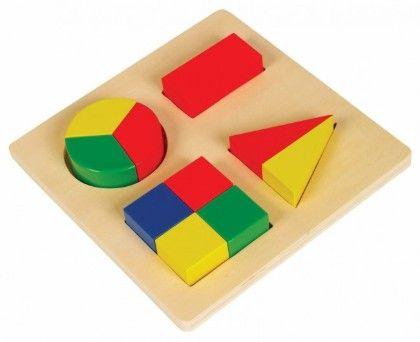Make-a-shape - Small World Toys