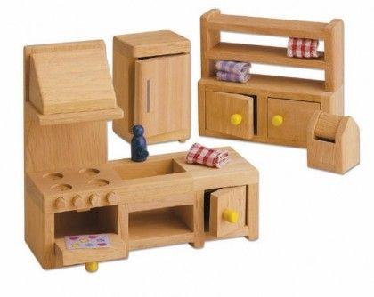 Cooking Up Fun--kitchen - Small World Toys