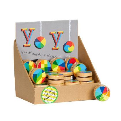 Colour Wheel Yoyos - Seedling