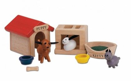 The Pet Set - Small World Toys