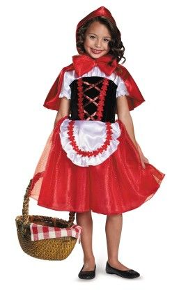 Little Red Riding Hood Multi - Disguise