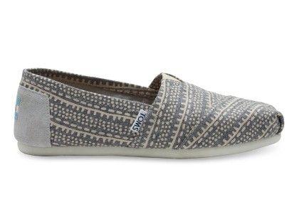 Women's Classic Casual Shoe Gray - Toms