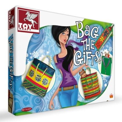 Bag The Gifts - TOY-KRAFT