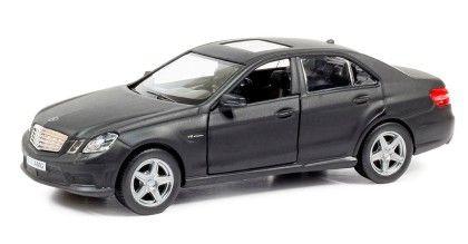5'' Die Cast Pull Back Matte-mercedes Benz E63 Amg - RMZ