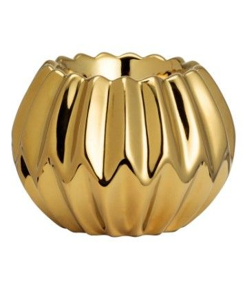 Tea Light/candle Holder - Gold - H&M Home