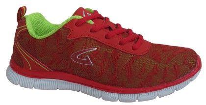 Ladies Sneakers-red1987 - CPC Sneakers