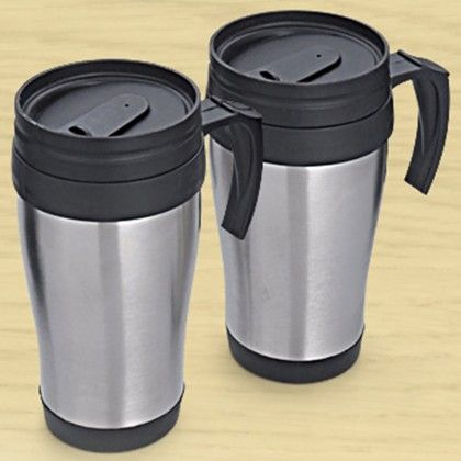 Pebbleyard Travel Mug Set Of 2