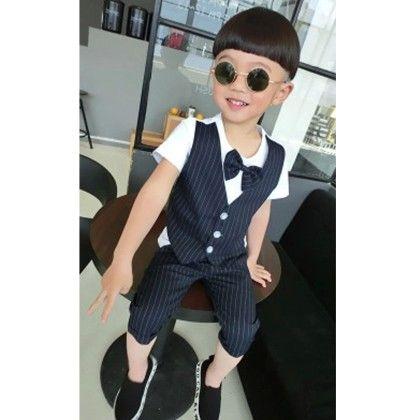 Smart Shot Suit Set - Lil Mantra