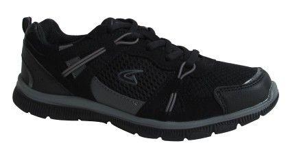 Ladies Sneakers-blk1922 - CPC Sneakers