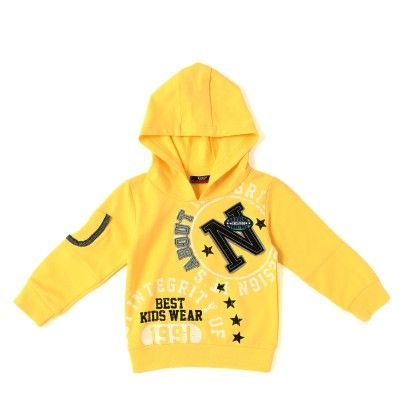 Noddy Yellow Hooded T-shirt - Yellow