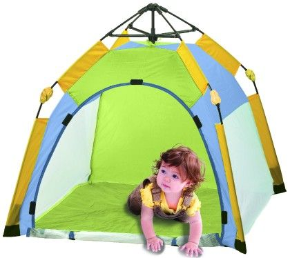 One Touch Nursery Tent - 36 In X 36 In X 36 In - Pacific Play Tents