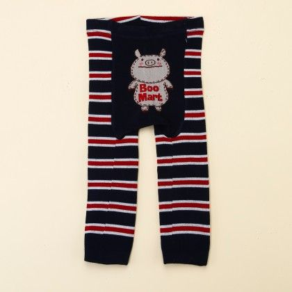 Boo Mart Doodle Pant - Snuggle Bunny