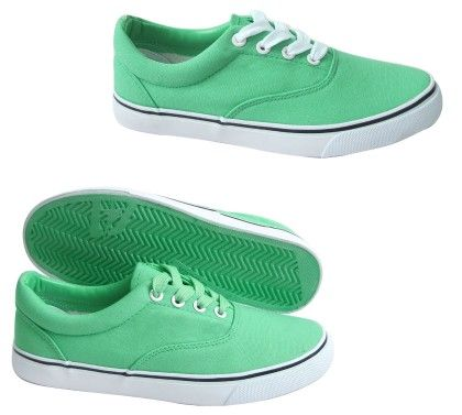 Ladies Sneakers-mint717 - CPC Sneakers
