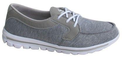 Ladies Sneakers-grey2553 - CPC Sneakers