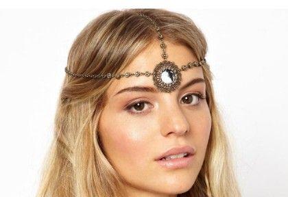 Classy Stone Headgear - Enigma