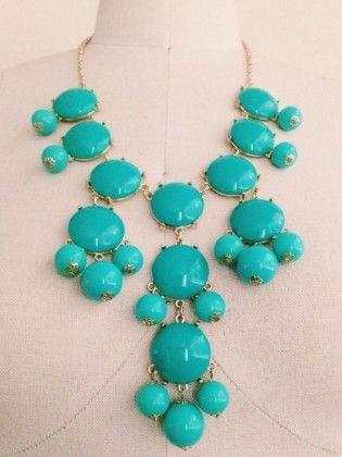 Blue Stones Necklace - Enigma