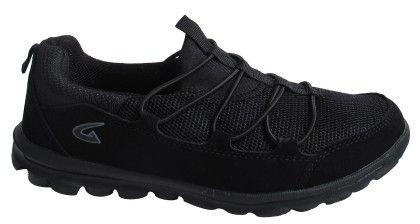 Ladies Sneakers-blk1923 - CPC Sneakers