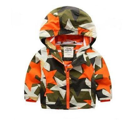 Multi Stared Jacket - Lil Mantra