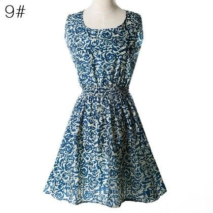 21 Styles Dress #9 - Xcel Couture