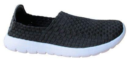 Ladies Sneakers-blk1800 - CPC Sneakers