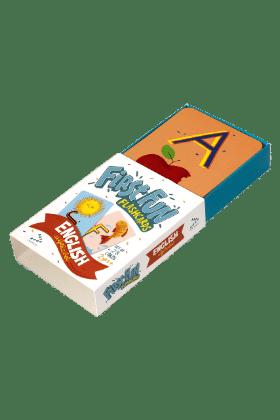 English Alphabet First Fun Flashcards - Zeezeezoo