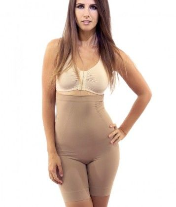 Scala High Waisted - Biopromise Anti-cellulite (nude)