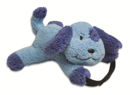 Bag Buddies Blue Dog - Ton Ton For Kids