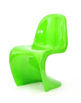 Round The Bend Chair-green - Tadpoleshome