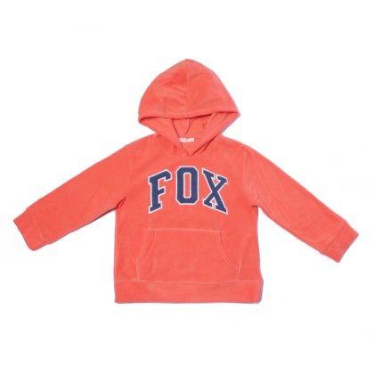 Boys Jacket Dk.coral - FOX