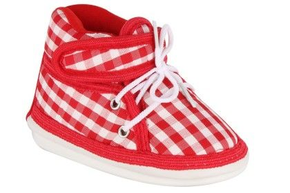 Ole Baby Velcro Whistle Musical Outdoor Shoes Red