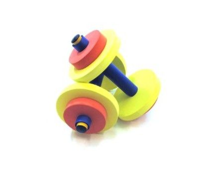 Fun And Fitness For Kids - Dumbbell Set - Redmon USA