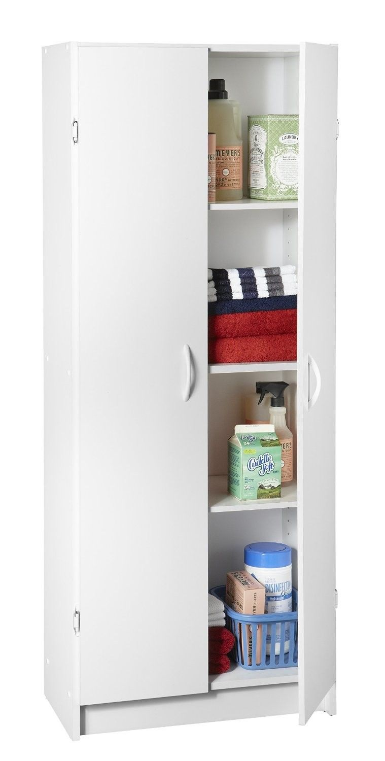 Attractive Closetmaid Pantry Cabinet White With Hopscotch Buy Pantry Storage Cabinet  White On Hopscotch.in In