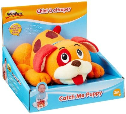 Catch Me Puppy - WINFUN