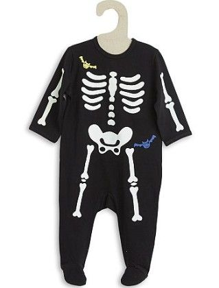 Glow-in-the-dark Halloween Cotton Pyjamas - Kiabi