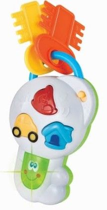 Mitashi Skykids Musical Car Key - Sky Kidz