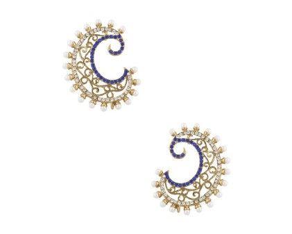 Blue Stone Curves - Fashion Fiesta