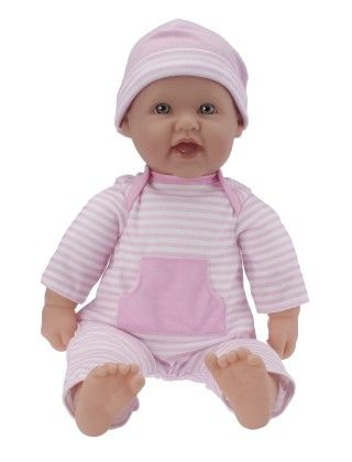 La Baby Play Doll - 16 Inch - JC Toys