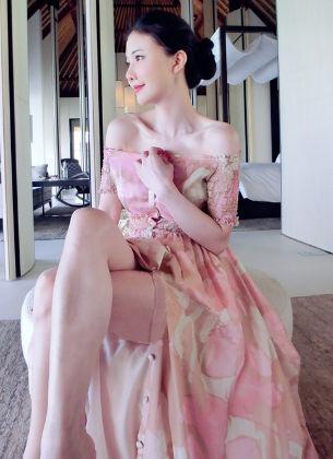 Off Shoulder Dress - Drape In Vogue