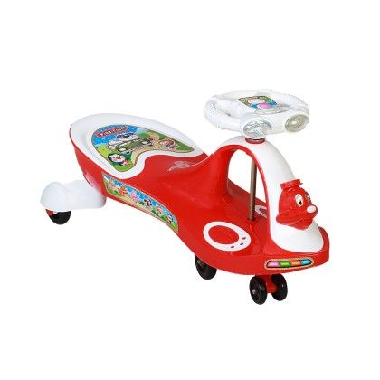 Dealbindaas Duck Swing Car Light And Music Red - Deal Bindaas